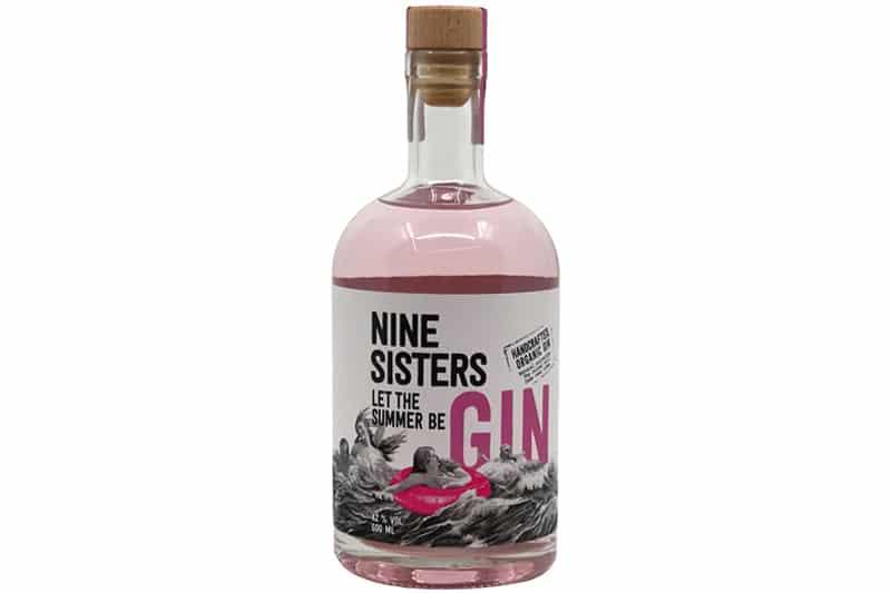 Feddie Ocean Nine Sisters Summer Gin