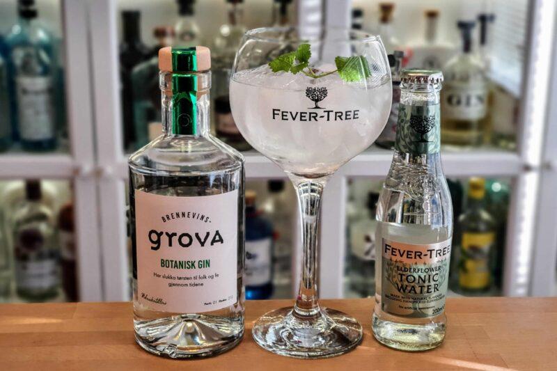 GT med Brennevinsgrova Botanisk Gin