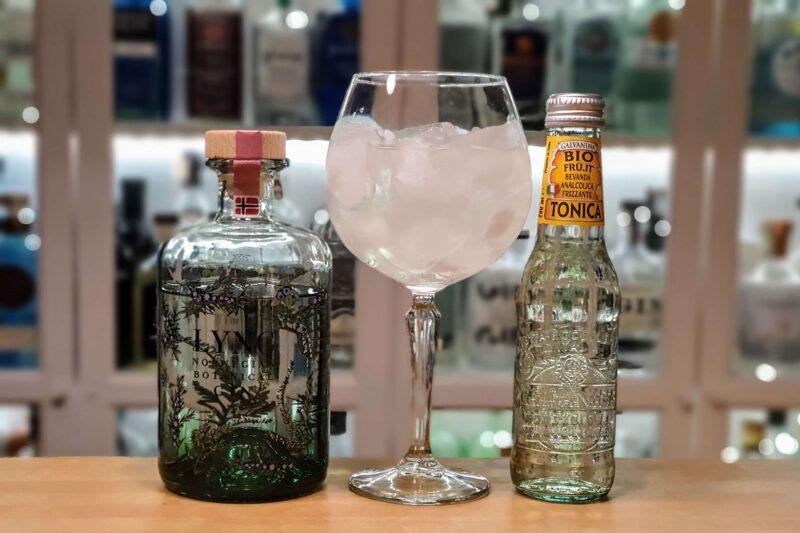 GT med Lyng Norwegian Botanical Gin