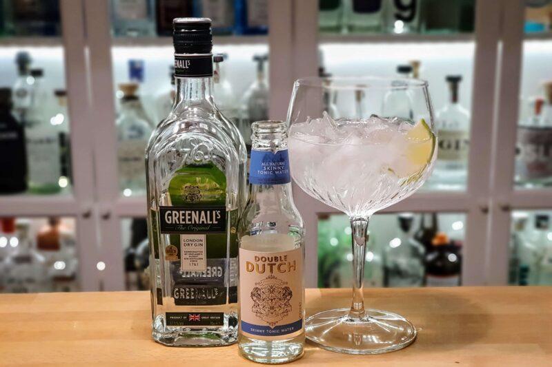 Gin-Tonic med Greenall's Gin
