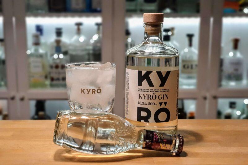 Gin Tonic med Kyrö Gin