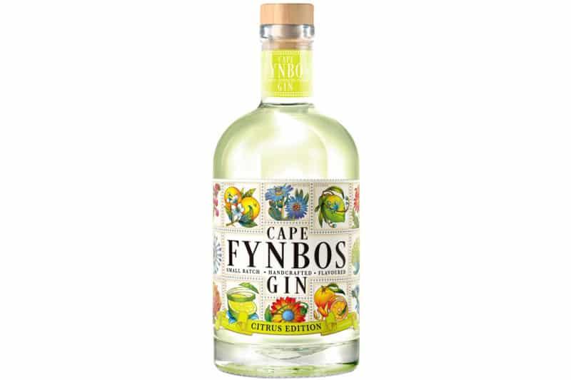 Cape Fynbos Gin Citruss Edition