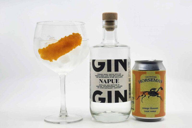 Gin & Tonic med Napue Gin