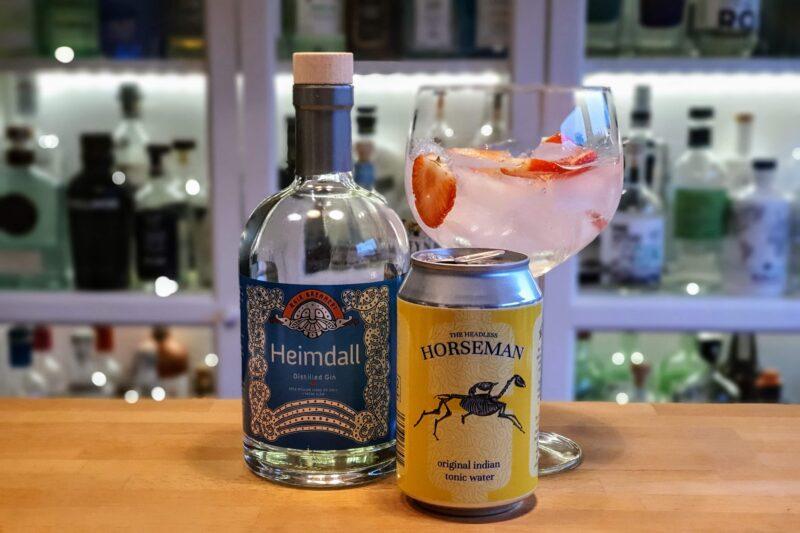 Gin og Tonic med Heimdall Gin