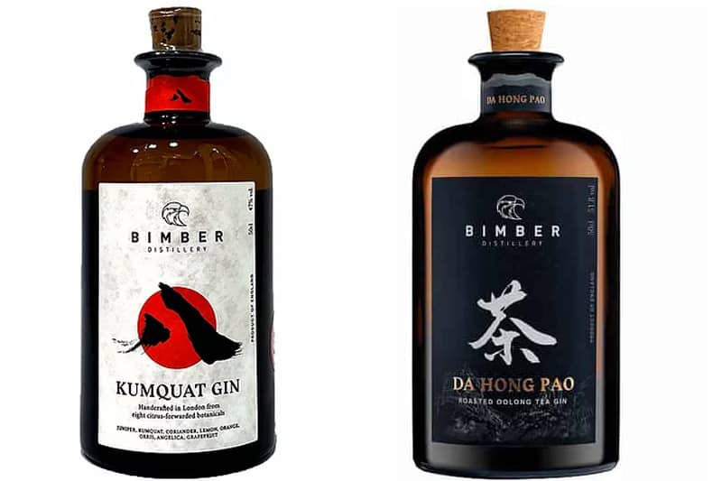 Nye gin på Vinmonopolet 4-5.juni 2021