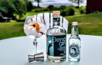 Gin og Tonic med Elena Gin
