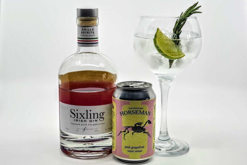 Gin og Tonic med Sixling Gin