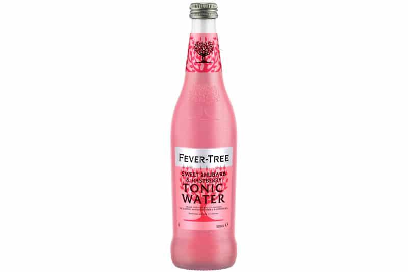 Fever-Tree Rhubarb and Raspberry Tonic Water