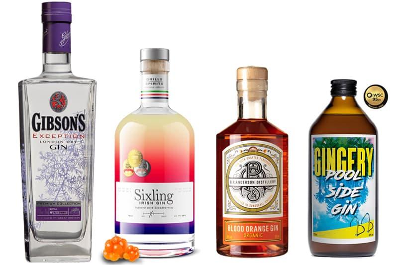 Nye gin på Vinmonopolet juli 2021
