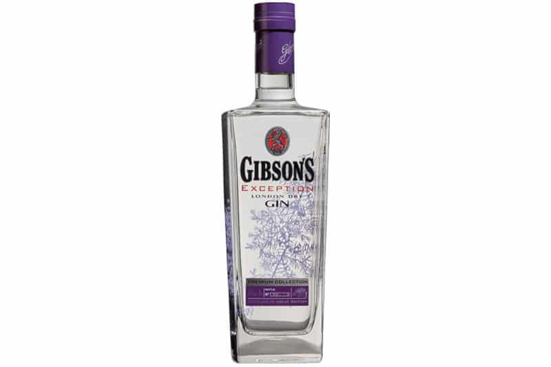 Gibsons Exeption London Dry Gin