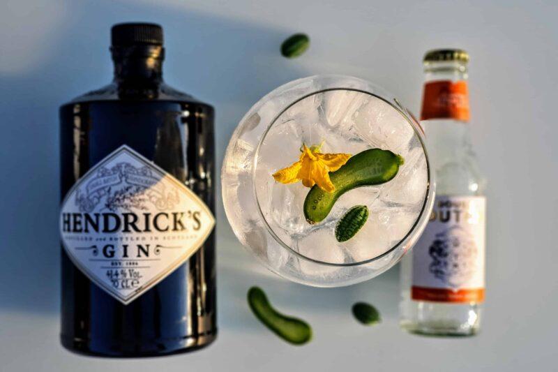GT med Hendricks Gin
