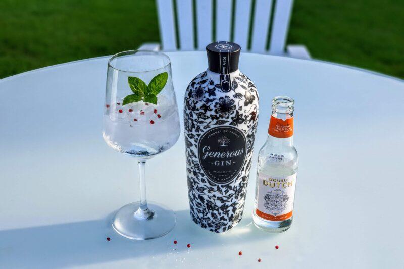 Gin og Tonic med Generous Gin
