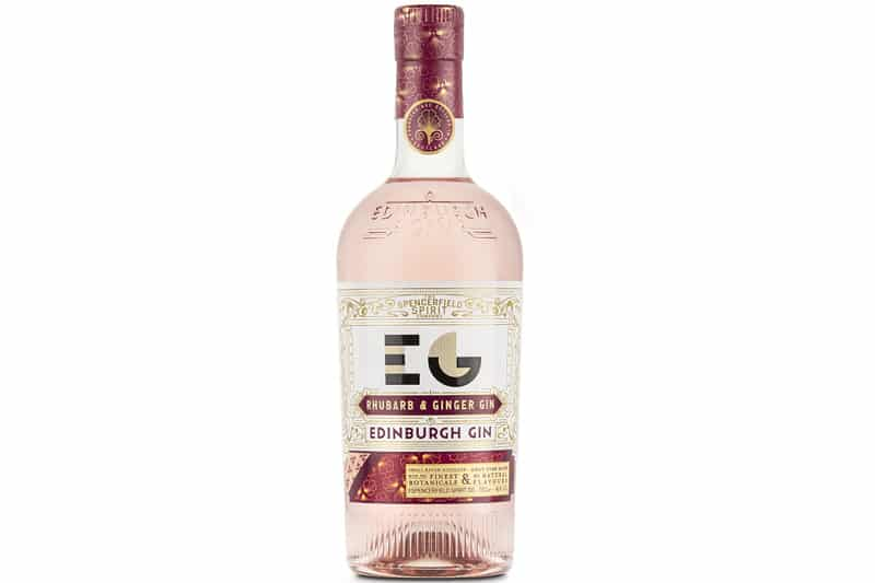 Edinburgh Gin Rhubarb & Ginger