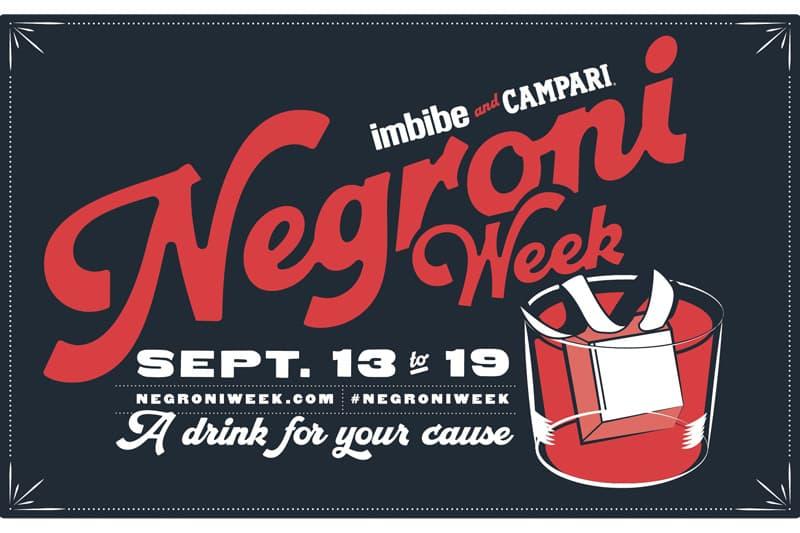 Negroni Week 2021