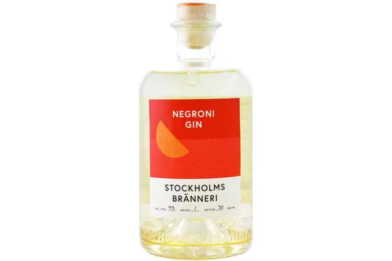 Stockholms Bränneri Negroni Gin
