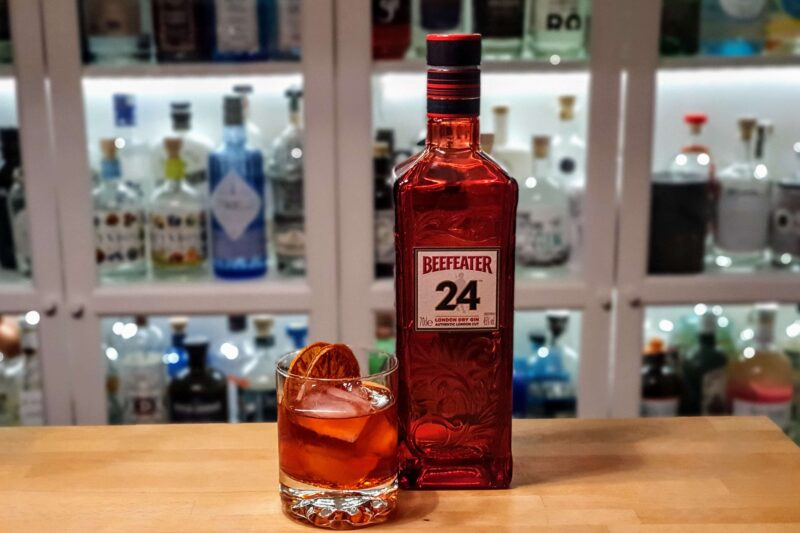 Negroni med Beefeater 24